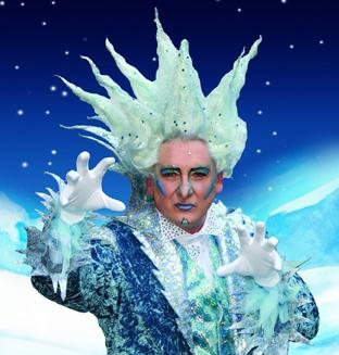 Santa Claus & the Return of Jack Frost - Jack Frost