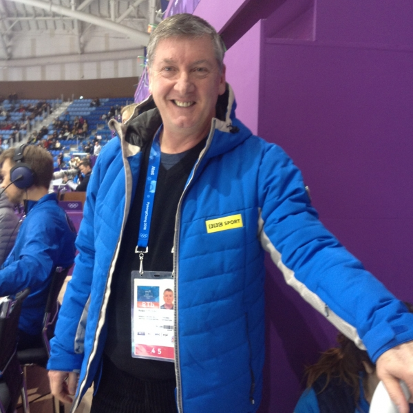 BBC's commentary team for the 2018 Pyeongchang Winter Olympics